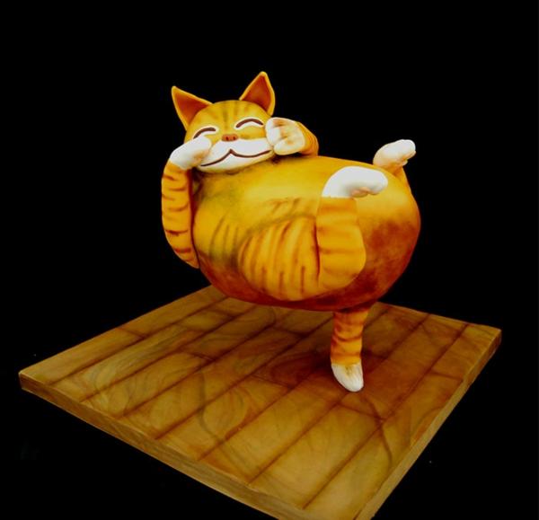 Fat Cat Game Of Thrones
