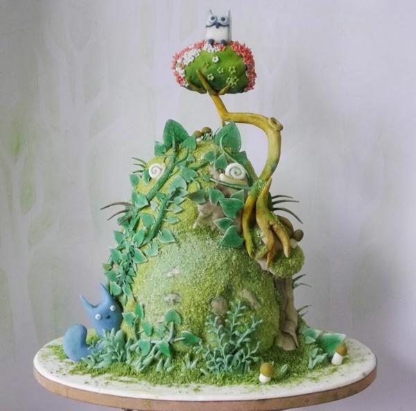 Besondere Kuchen und erstaunliche Torten bringen Sie außer Atem