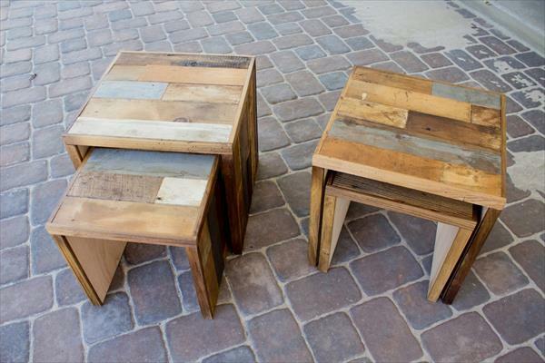 pin sch ner tisch als alten paletten on pinterest. Black Bedroom Furniture Sets. Home Design Ideas
