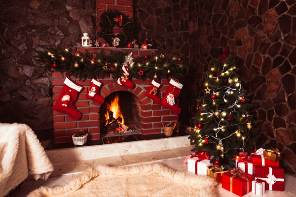 Deko Girlanden Zu Weihnachten Selber Basteln