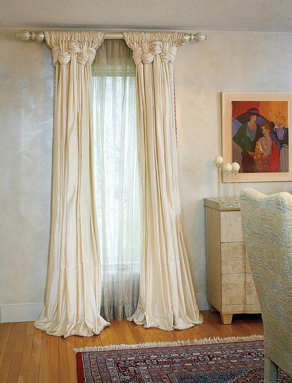 Wohnideen Fenstergestaltung dekorative fenstergestaltung leicht gemacht