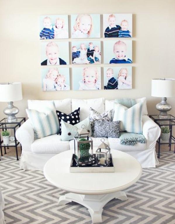 wohnwand dekorieren bilder alles ber wohndesign und m belideen. Black Bedroom Furniture Sets. Home Design Ideas