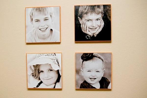 Fotos auf Leinwand selber machen kinder