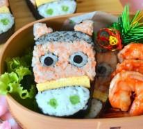 40 gerissene Sushi Arten