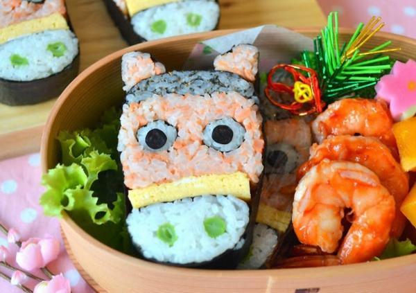 Gerissene ideen Sushi selbst machen Arten
