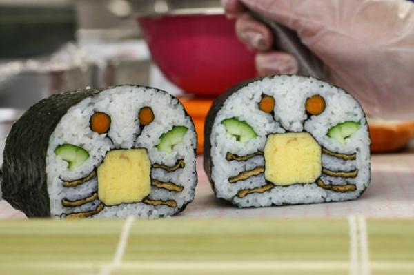 Gerissene Sushi Arten krebse see tiere geschenke
