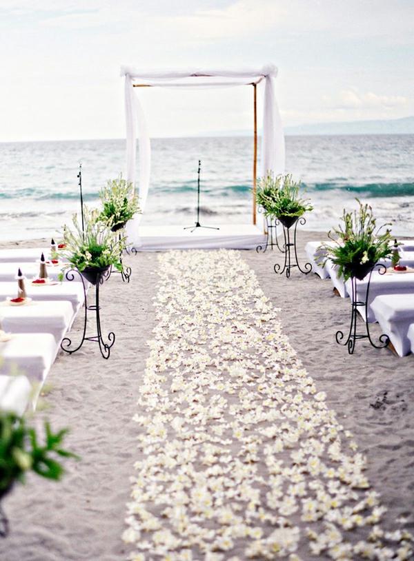 15 romantische simple hochzeitsfeier ideen for Hochzeitsdeko ideen