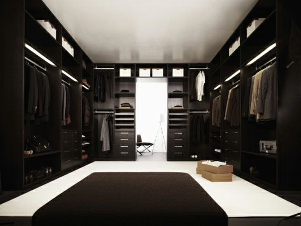Begehbarer kleiderschrank luxus  Luxus begehbarer Kleiderschrank – Bedarf oder Verwöhnung?
