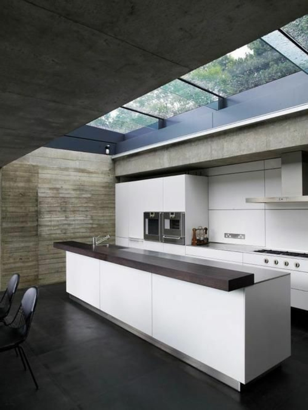moderne kchen mit kochinsel ~ moderne inspiration innenarchitektur ... - Moderne Kchen Mit