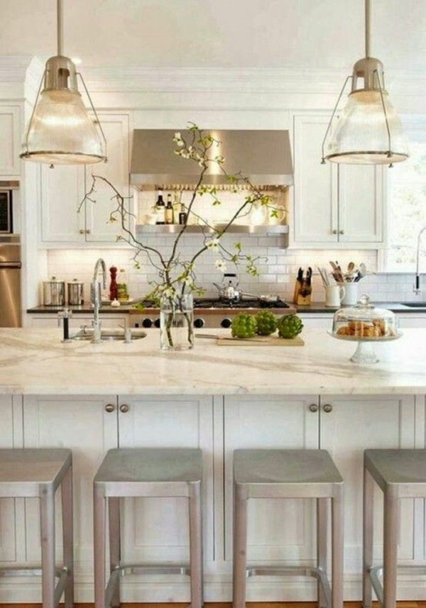 Moderne Kochinsel Kombiniert Funktionalitat Und Design Einem, Kuchen Ideen