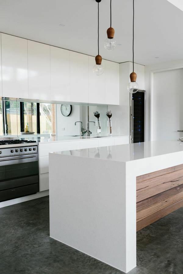 90 Moderne Küchen Mit Kochinsel Ausgestattet ...