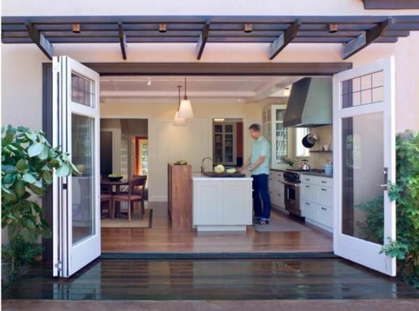 50 moderne k chen mit kochinsel ausgestattet. Black Bedroom Furniture Sets. Home Design Ideas