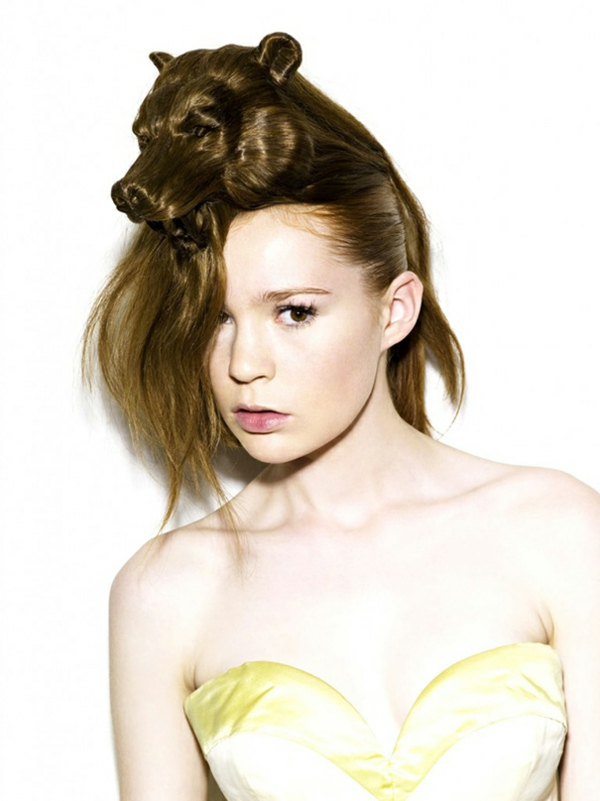 Schone Haarschnitte Lustige Frisuren Fotos