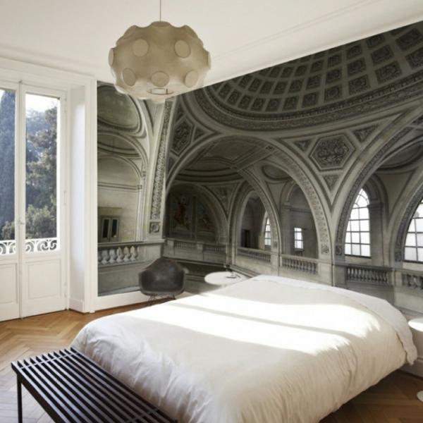 Ideen Wandgestaltung Farbe Grun : Raumgestaltung schlafzimmer farben
