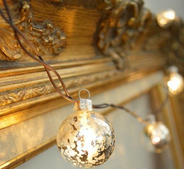 Weiae Wande Lichterkette Schlafzimmer Lichterkette: Weihnachtsbeleuchtung Und LED Lichterketten Für Innen