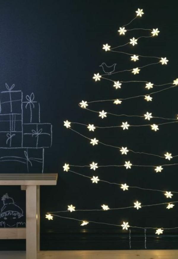 wohnzimmer ideen dachgeschoss ~ moderne inspiration ... - Weihnachtsbeleuchtung Im Schlafzimmer