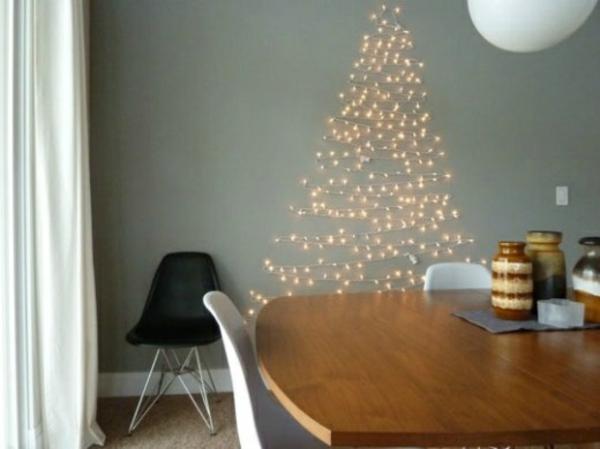 Weihnachtsbeleuchtung  Lichterketten für Innen tannenbaum