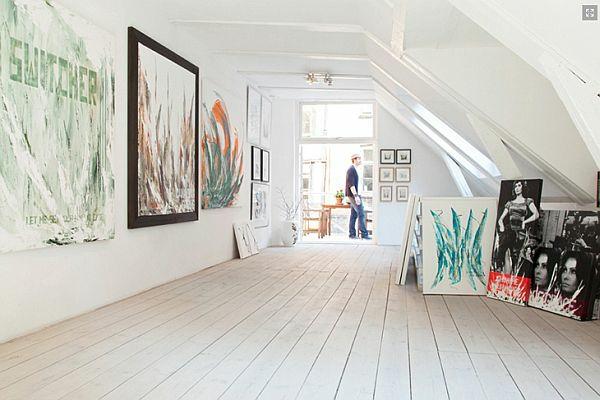 Zimmer Einrichtung ideen wohnen art kunst