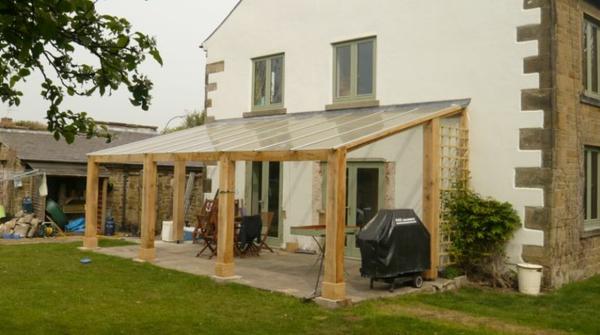 idee Glass veranda : Wie k?nnen Sie eine Veranda bauen ? Anleitung und praktische Tipps