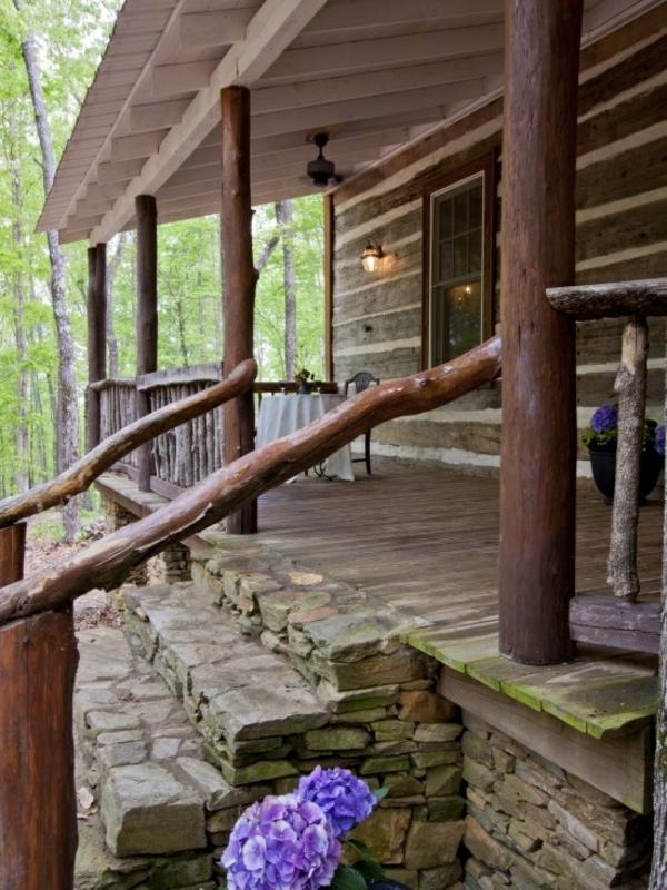 wie k nnen sie eine veranda bauen anleitung und. Black Bedroom Furniture Sets. Home Design Ideas