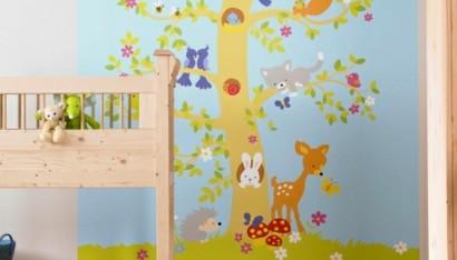 Babyzimmer Gestalten U2013 Süße Tier Muster Für Ihre Kleinen