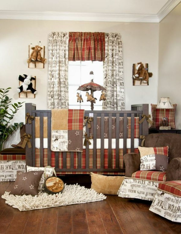 babyzimmer gestalten s e tier muster f r ihre kleinen. Black Bedroom Furniture Sets. Home Design Ideas