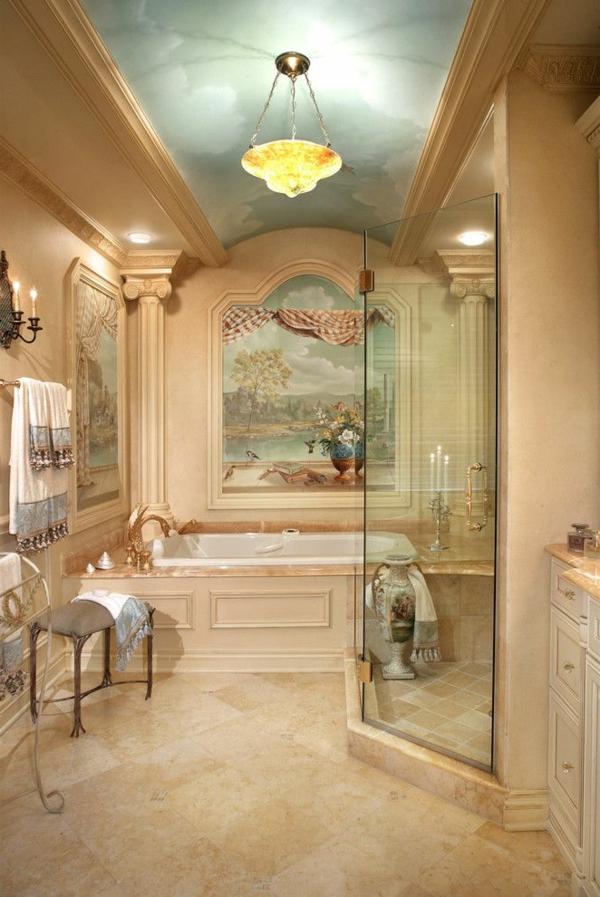 Badezimmergestaltung wie sie ihr bad im mediterranen for Badezimmergestaltung modern