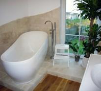 Badezimmergestaltung – der Charme des mediterranen Stils