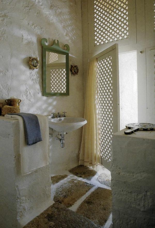 badezimmer gestaltung badgestaltun ideen weiße wände