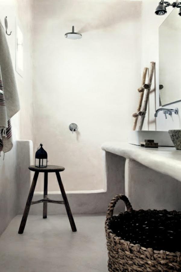 badezimmer gestaltung badgestaltung ideen puristisch