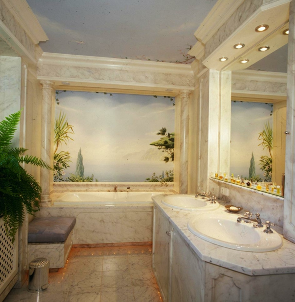 Steinteppich Dusche Anleitung : Ebenerdige Dusche Vorhang : Badezimmergestaltung wie Sie Ihr Bad im