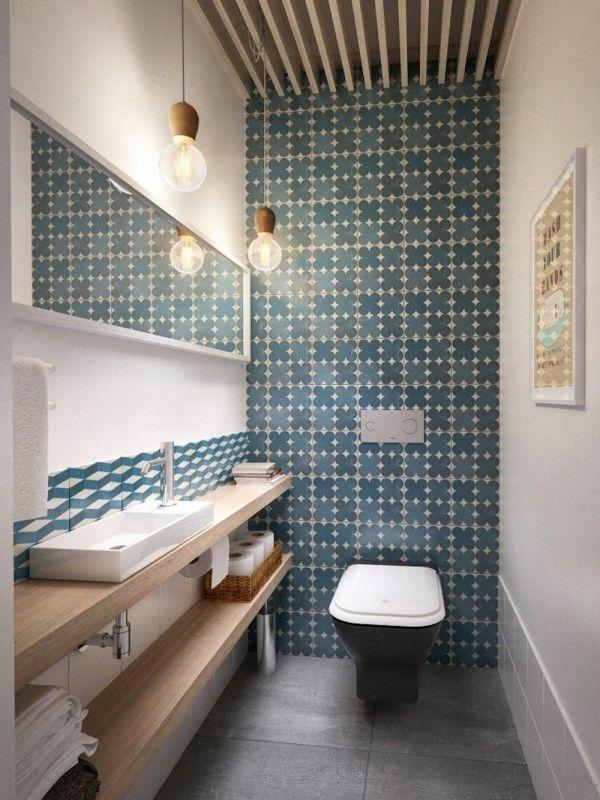 Badezimmer fliesen mosaik türkis  Die richtige Fliesenfarbe für Ihre Küche/Ihr Bad aussuchen