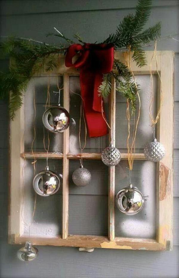 35 bastelideen f r fenster weihnachtsdeko for Dekoartikel home