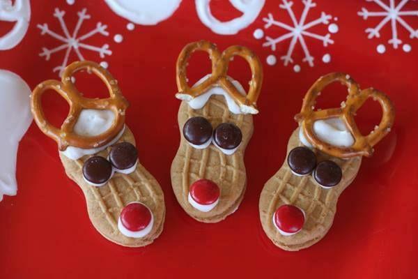 bastelideen für weihnachten weihnachtsplätzchen backen