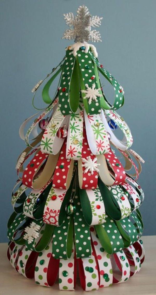 Ideen Weihnachtsbaum Dekoration