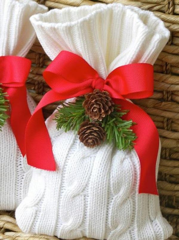 Bastelideen zu weihnachten dekorieren sie dezent ihr zuhause - Deko zu weihnachten ...