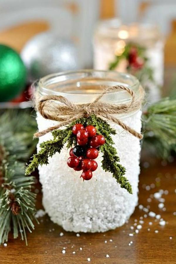 bastelideen zu weihnachten dekorieren sie dezent ihr zuhause. Black Bedroom Furniture Sets. Home Design Ideas