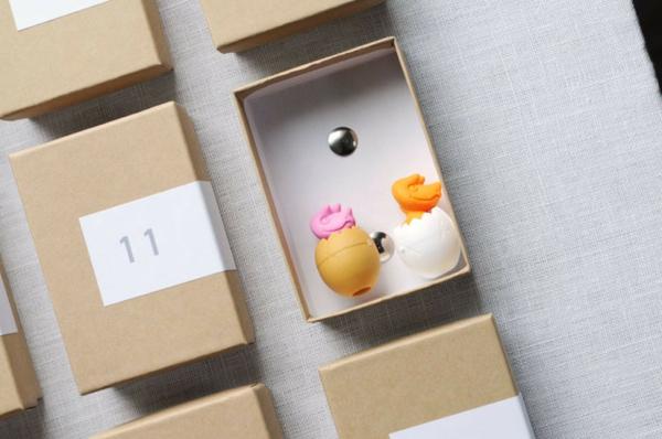 1001 adventskalender selbst gestalten bastelideen f r. Black Bedroom Furniture Sets. Home Design Ideas