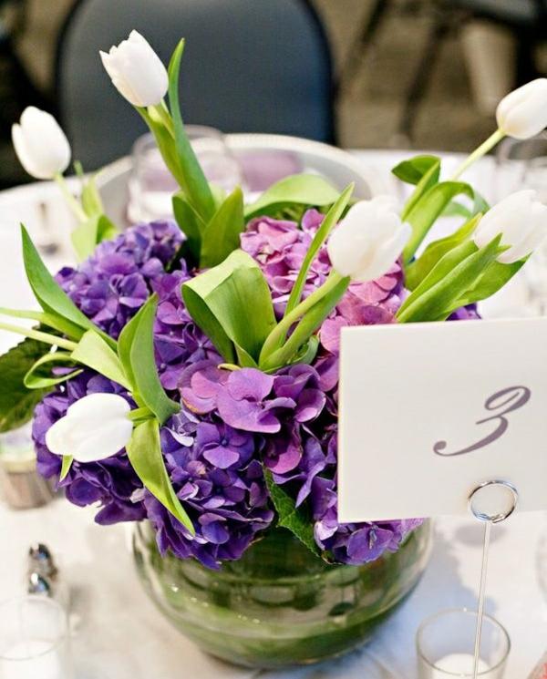 Blumen Tischdeko Selber Machen ~ Alle guten Ideen über die Ehe