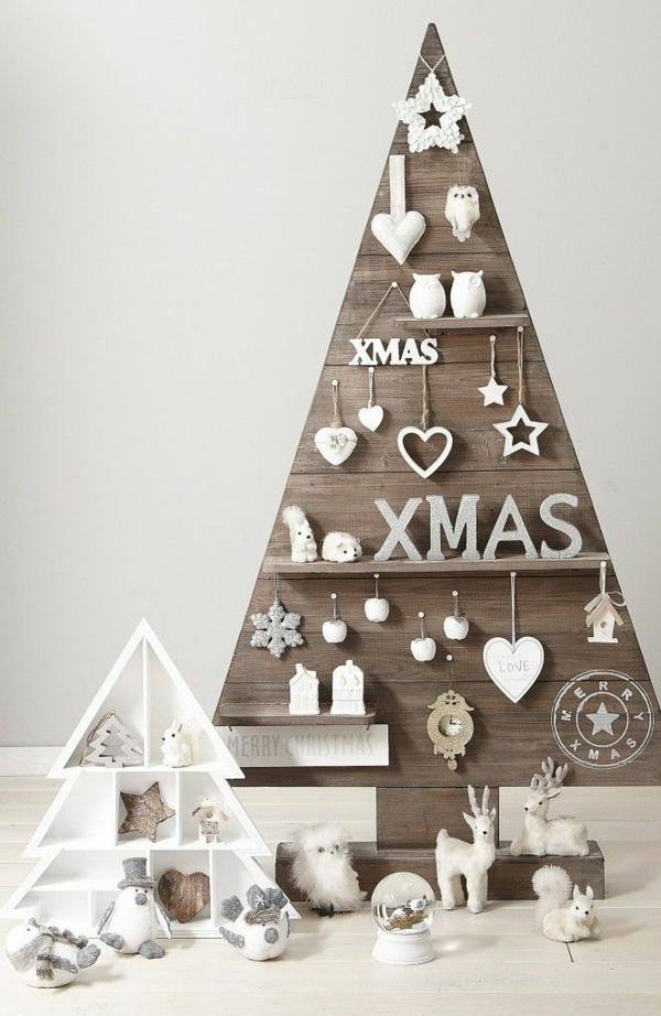 ▷ 1001+ ideen und bastelvorlagen für weihnachtsbaumschmuck, Moderne