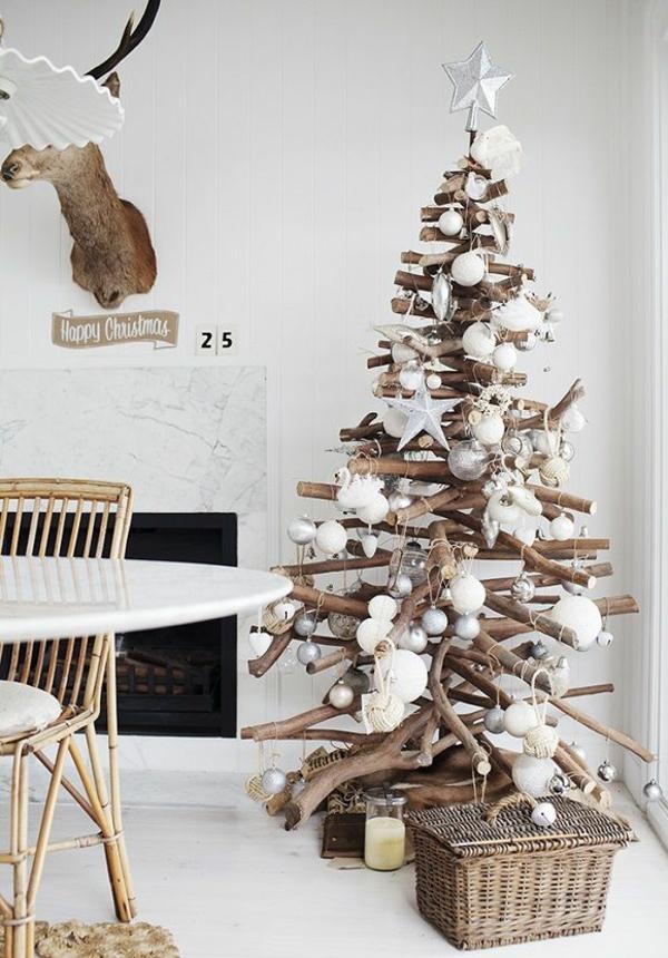 1001 Ideen Und Bastelvorlagen Fur Weihnachtsbaumschmuck