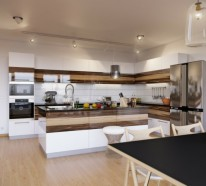 Einbauküchen – schwellenloser Übergang zum Wohnbereich