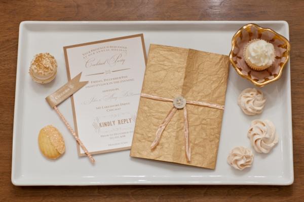 Einladungskarten Hochzeit Geburtstag Vintage Servierplatte