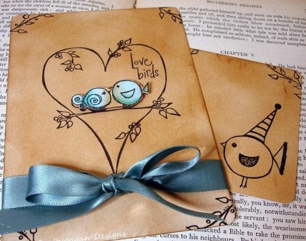 einladungskarten mit blumen hochzeit geburtstag liebevoll seide