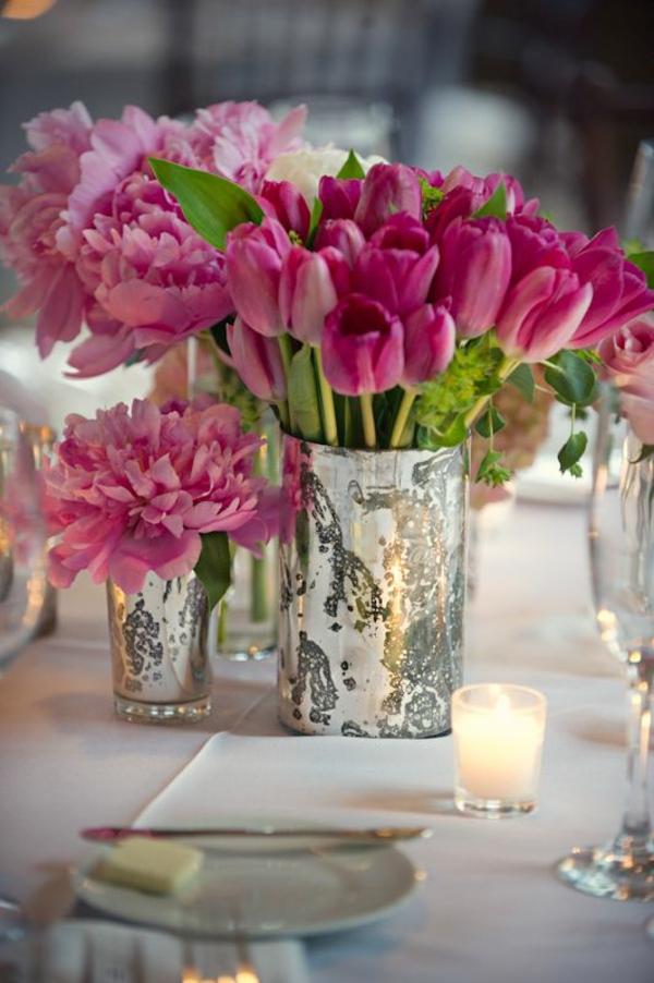 Tischdeko Mit Tulpen Festliche Tischdeko Ideen Mit Fruhligsblumen