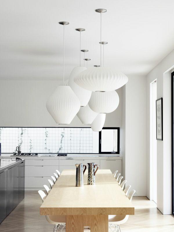 pendelleuchten esszimmer-diese gehören zu den coolsten wohnaccessoires, Esszimmer dekoo