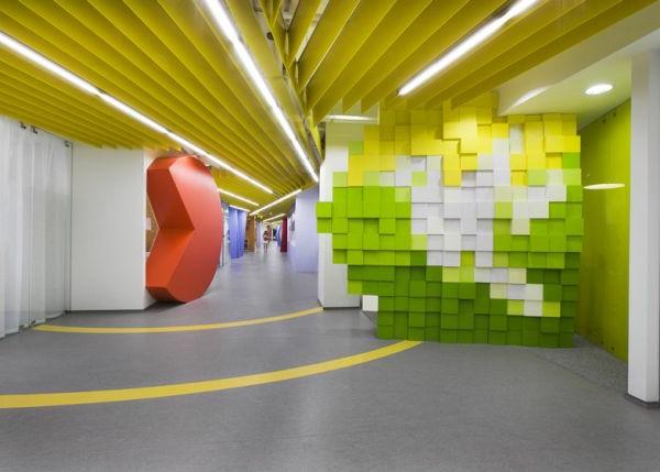 farbgestaltung flur - ratschläge und beispiele in gelb - Flur Farbgestaltung