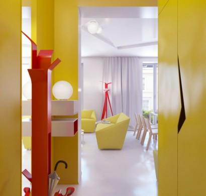 Farbgestaltung Innenrume Beispiele U2013 Theintertwine.info