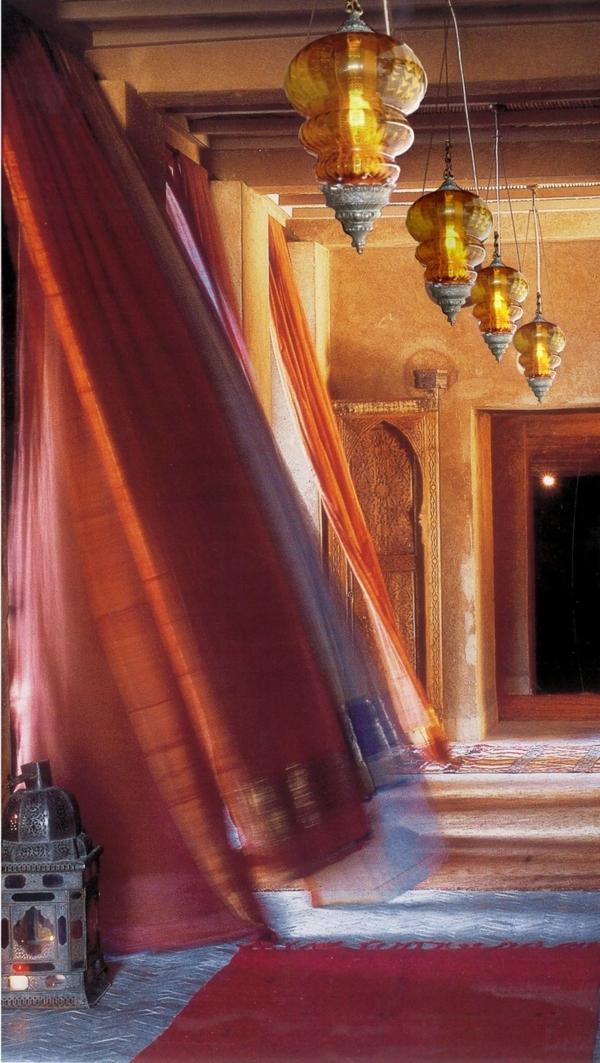 farb gestaltung flur orientalisch