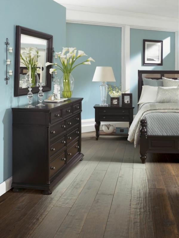 farbgestaltung schlafzimmer passende farbideen f r ihren schlafraum. Black Bedroom Furniture Sets. Home Design Ideas